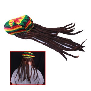 Cotton Tam With Dreads