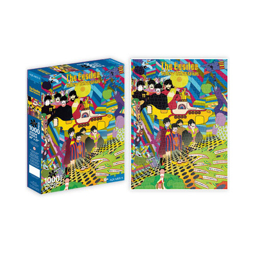 The Beatles Yellow Submarine Puzzle